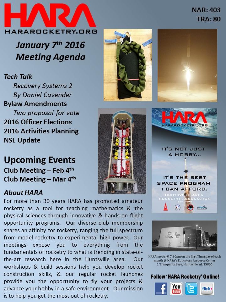 2016 Meeting #1